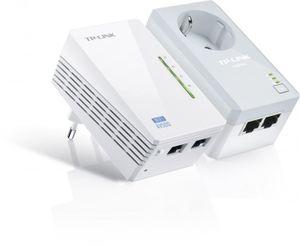 TP-LINK AV500 300Mbps WLAN Powerline Extender KIT (TL-WPA4226KIT)