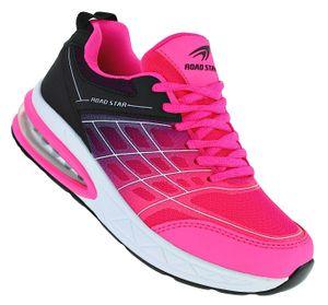 Art 293 Turnschuhe Schuhe Sneaker Sportschuhe Luftpolstersohle Damen, Schuhgröße:40