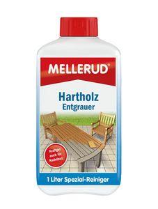 MELLERUD Hartholz Entgrauer 1,0 Liter