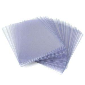 200 Stück Regular Toploader/Hartplastik Card Sleeves/Kartenhülle Pokemon Magic Yugioh  77*101mm