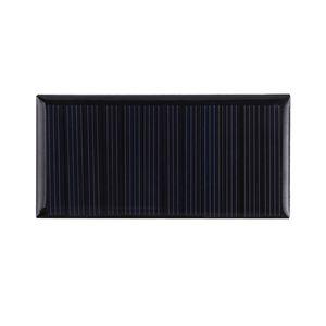 Monokristallines Panel Langlebiges tragbares Ladeger?t Garden Diy 80 * 40mm