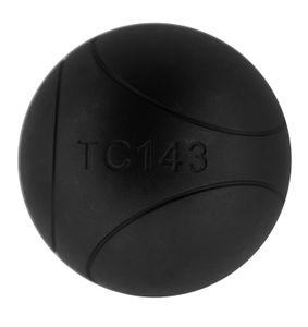 Boulekugeln La Franc SB (Soft Black) 76 710,4 ohne Holzkoffer