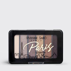 Vivienne Sabo - Lidschatten Mini Palette Paris Montmartre , Typ:Nude Grand Opera