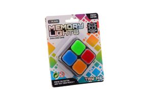 Johntoy Memory Lights taschenausgabe mit Licht und Ton 5 cm lang
