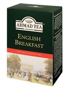 Ahmad Tea- English Breakfast  Loser Schwarztee 500g