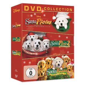 Weihnachts-Buddies-Box (3 Filme) [DVD]