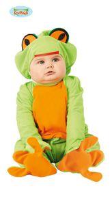 Baby Frosch - Kostüm für Kinder Gr. 86 - 98, Größe:86/92