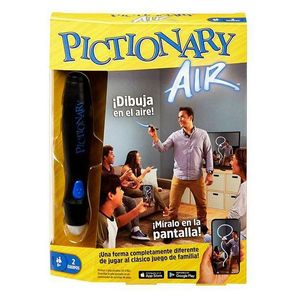 Tischspiel Pictionary Air Mattel (ES)