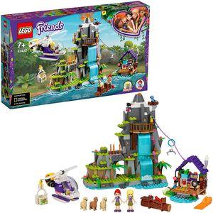 LEGO® Friends Alpaka Rettung im Dschungel 41432