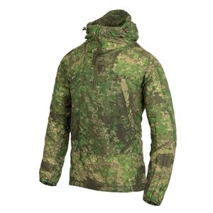 Helikon-Tex WINDRUNNER Jacke – Windpack Nylon – alle Farben verfügbar, Größe:L, Farbe:PenCott WildWood