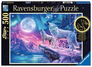 Wolf im Nordlicht Ravensburger 14952