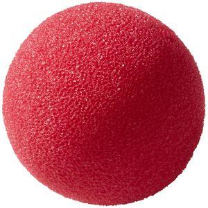 dressforfun Rote Nase zum Aufstecken - rot