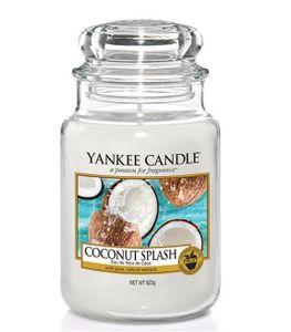 Yankee Candle Coconut Splash Glaskerze BIG JAR, 623 gr.