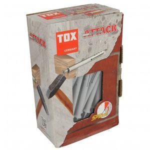 TOX Nageldübel LSN-SK, 8 x 80 mm VPE 50 Stück im Karton