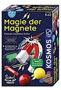 Kosmos Experimentierkasten FunScience Magie der Magnete