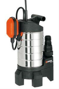 GARDENA Premium Schmutzwasserpumpe 20000 inox 01802-20