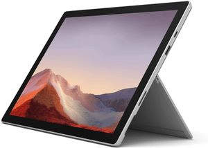 MICROSOFT Surface Pro 7 Platinum / i5 / 8 GB / 256 GB, Farbe:Platingrau