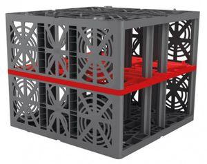 Sicker-Block EcoBloc Inspect LKW befahr. ohne Endpl. 420L GRAF 402000