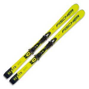 Ski Fischer XTR RC4 Rentaltrack Modell 2021 + Bindung RS10 PR Powerrail, Länge:170cm