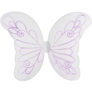 dressforfun Feen-Flügel - weiß