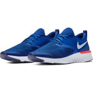 Nike Odyssey React 2 Flyknit Indigo Force/White-Blue Vo 44.5