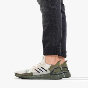 adidas Ultraboost 19 Herren Sneaker Turnschuhe Schuhe Braun, Größe:44