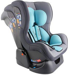 Lionelo Liam Autokindersitz in türkis Autositz Kindersitz  Baby  Schalensitz - 3-fach verstellbare Sitzpositionen - 5 Punkt Gurt - hohe Sicherheit - bis 18 kg geeignet - mit Schlafposition