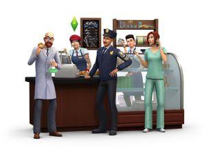 Die Sims 4 - An die Arbeit!
