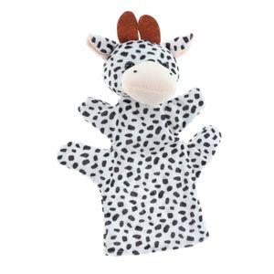 Karikatur Handpuppen Fingerpuppen Fingerfigur Kasperpuppen für Rollenspiel und Puppentheater