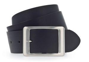 Vanzetti Classics 40mm Leather Belt W105 Nightblue