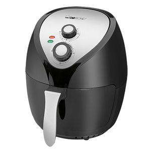 CLATRONIC FR 3699 H Heißluft-Fritteuse Heißluft Ofen Friteuse 1400 W 3,6 Liter
