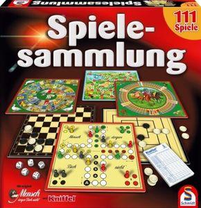 Schmidt - 111er Spielesammlung