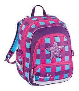 Schulrucksack Speedy Pink Star