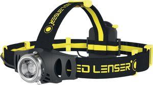 LED-Kopfleuchte 200/5Lm Leuchtw. 120/20m inkl. 3xNiMH Akku Leuchtd.2/40h dimmb.