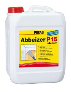 PUFAS Abbeizer P15 intensiv - 5 Liter
