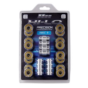 HI-LO Inliner Kugellager Precision ABEC 9