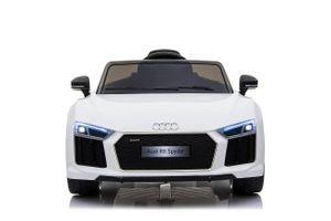 Audi R8 Spyder 2x 35W 2X 6V(12V) 2.4G RC (Weiß)