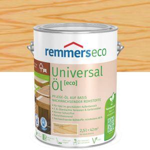 Remmers Gartenholz-Öle Eco Farblos Universal-Öl 2,5L