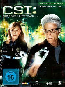 CSI: Crime Scene Investigation - Season 12.1