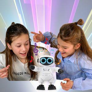 Silverlit Robo Beats, Roboter, Junge/Mädchen, 3 Jahr(e), Sound-Effekte, 200 mm