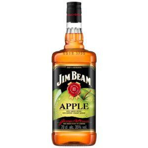 Jim Beam Apple Bourbon USA Whiskey Likör | 35,0 % vol | 0,7 l