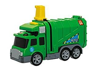 Dickie 203413572 City Cleaner Müllwagen