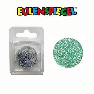 Eulenspiegel - Profi Effekt Streu Glitter  - 2 gr., Farbe:Frosted Green