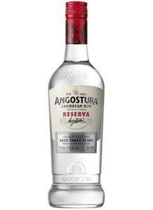 Angostura RESERVA Premium White Rum 3 Years Old 37,5% Vol. 0,7 l