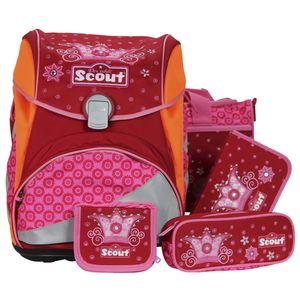 Scout Limited Edition Alpha Schulranzen-Set 5-tlg.