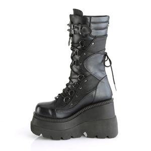Demonia SHAKER-70 Stiefel schwarz, Größe:EU-39 / US-9 / UK-6