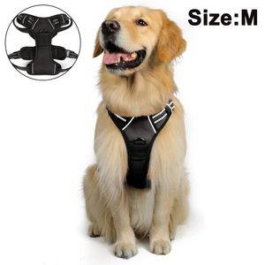 Hundegeschirr Hundegeschirr Mittelgroße Hunde Reflektierenden Hundegeschirr Gepolstert Brustgeschirr No Pull Geschirr Hund Verstellbares