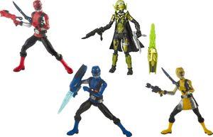 Hasbro E5915EU4 Power Rangers Basic 6 in Figures 1 Stück sortiert