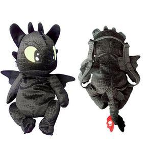 Joy Toy 76063 Dragons - 3D Thootless Plüschrucksack