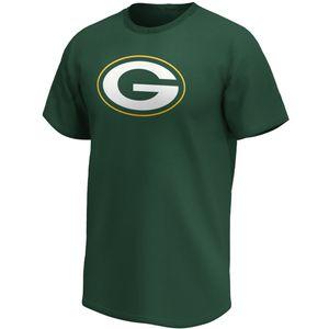 Green Bay Packers NFL Fan T-Shirt Iconic Logo